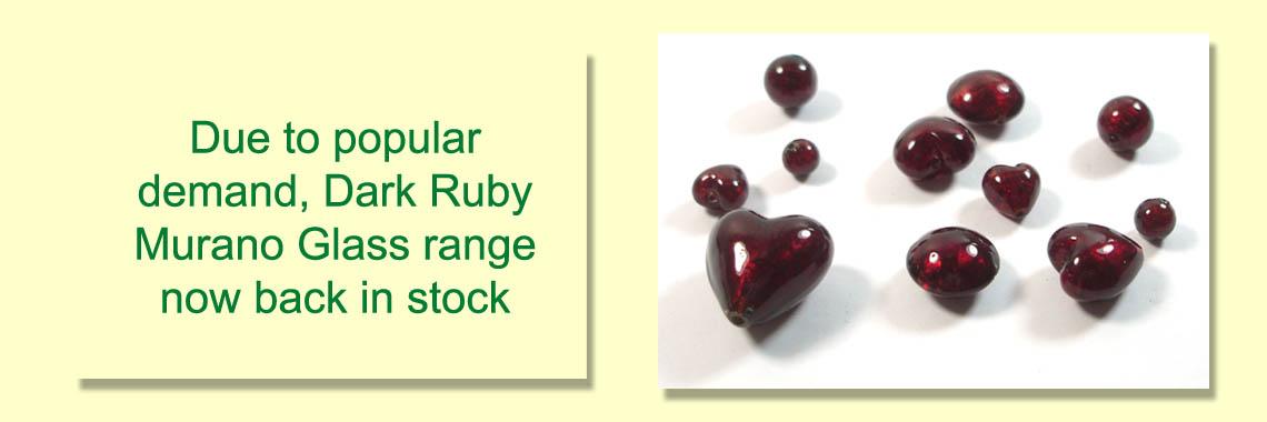 murano dark Ruby Feb 2019