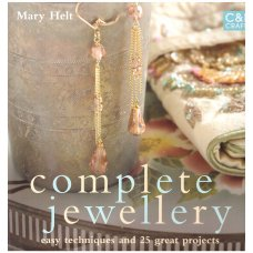 Complete Jewellery Hardback Book by Mary Helt