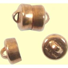 1 Pure Copper Magnetic 6mm Clasp