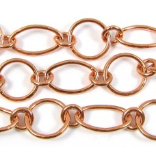 1cm Multi Link Pure Copper Chain