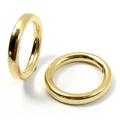 1 Goldfilled Large Soldered Ring