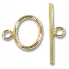 1 Gold Filled Toggle Clasp