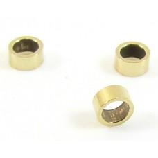 10 14k/20 Gold Filled 2x1mm Crimp Tubes