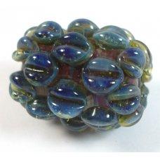 1 Gorgeous Handmade Borosilicate Focal Bead