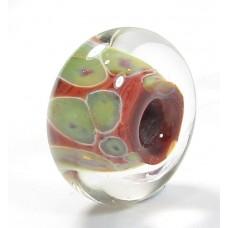 Handmade Borosilicate Glass Focal Bead
