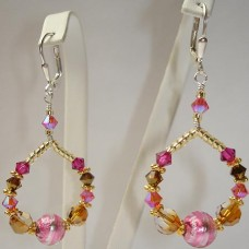Venetian Sparkle Earrings Kit