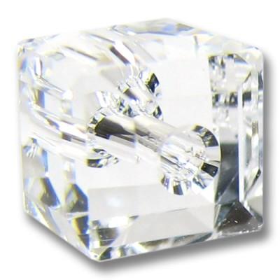 10 Swarovski Crystal 5601 Crystal 6mm Cube Beads
