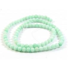 1 Strand Amazonite 4mm Round Beads