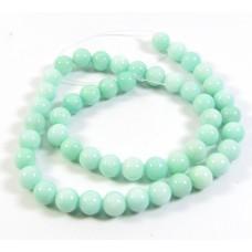 1 Strand Amazonite 8mm Round Beads