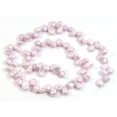 1 Strand Pink Keishi Cornflake Freshwater Pearls