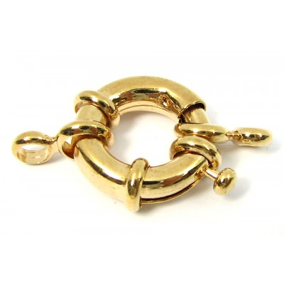 1 GP Large Bolt Ring Clasp