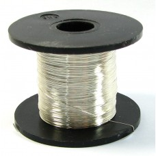 Spool Silver Plated Jewellery Wire 0.2mm