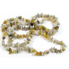 1 Strand Botswana Agate Chip Beads