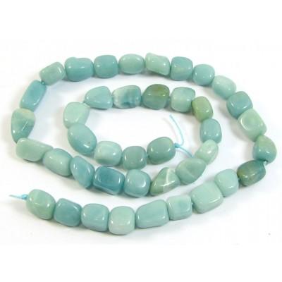 1 Strand Amazonite Nugget Beads