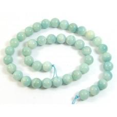 1 Strand Amazonite 10mm Round Beads