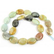 1 Strand Amazonite Oval Beads