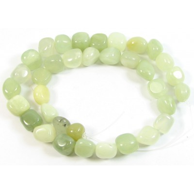1 Strand Jade Nugget Beads