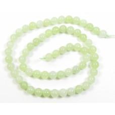 1 Strand Jade 6mm Round Beads