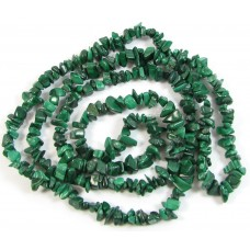 1 Malachite Chip Strand