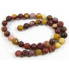 1 Strand Mookite Nugget Beads