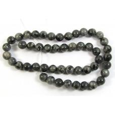 1 Strand Larvikite 8mm round beads