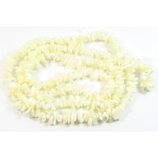 1 Strand Mother of Pearl Chip Beads