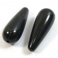2 Black Onyx Drops