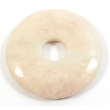 1 Pink Peruvian Opal Donut