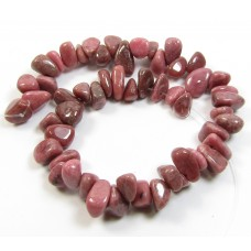 1 Short Strand Rhodonite Large Chips