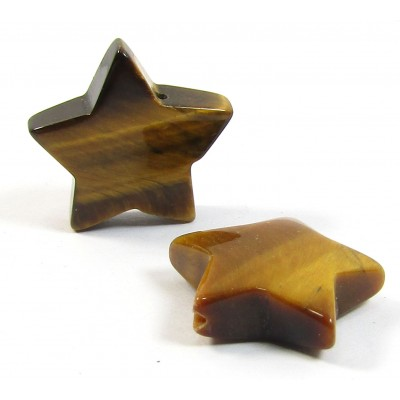1 Tigers Eye Star