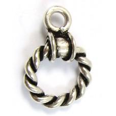 1 Sterling Silver Loop Link