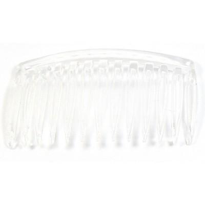 2 Plastic Side Combs