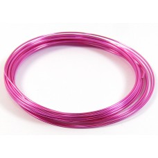1 Coil Rose Pink 0.9mm Copper Jewellery Wire
