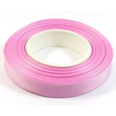 1 Reel Rose Pink Grosgrain Ribbon