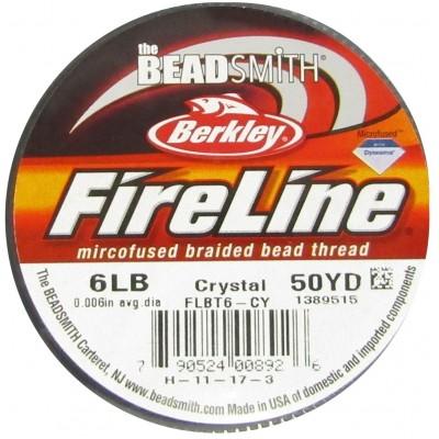 1 Reel of Crystal Fireline