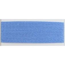 Silk Thread Cord with Needle Blue - Medium
