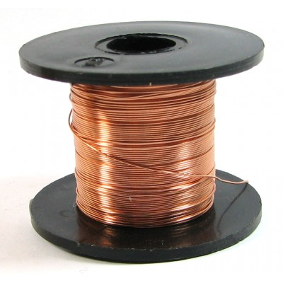 Spool Copper Jewellery Wire 0.3mm