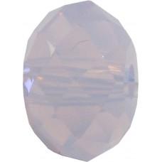 20 Swarovski Crystal Violet Opal 6mm Rondelle Beads Article 5040