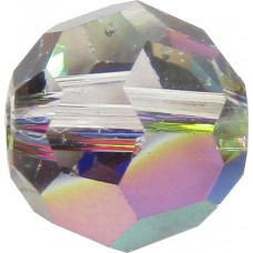 20 Swarovski Crystal Vitrail Medium Round Beads Article 5000