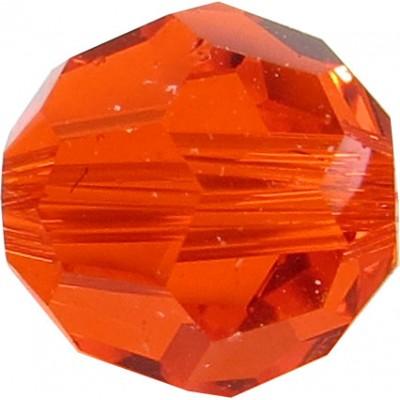 20 6mm Swarovski Crystal Hyacinth Round Beads Article 5000