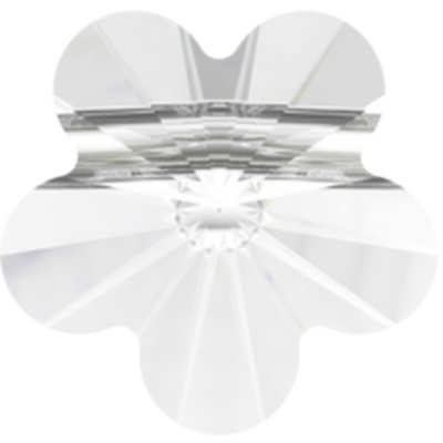 10 Swarovski Crystal 8mm Flower Beads Article 5744