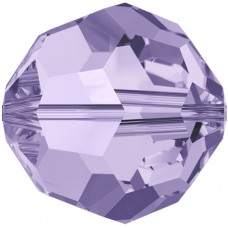 20 Swarovski Crystal Violet 6mm Round Beads Article 5000