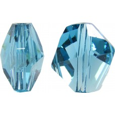 2 Swarovski Crystal Indicolite Cosmic Bead Article 5523
