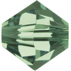100 4mm Swarovski Crystal Erinite Bicone Beads Article 5301/ 5328