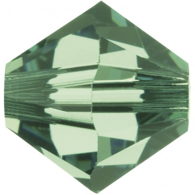 50 Swarovski Crystal Erinite 5mm Crystal Bicone Beads Article 5301/ 5328