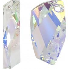 1 Swarovski Crystal AB Avant-garde Pendant Article 6620