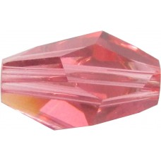 2 Swarovski Crystal Padparadscha 12mm Beads Article 5203