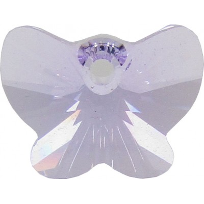 1 Swarovski Crystal Butterfly Pendant Violet Article 6754