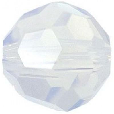 20 Swarovski Crystal 6mm White Opal Round Beads Article 5000