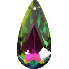 1 Swarovski Crystal Vitrail Medium Pendant Drop Article 6100